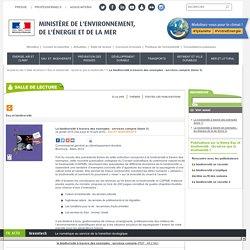 La biodiversité à travers des exemples : services compris (tome 3) - Ministère de l'Environnement, de l'Energie et de la Mer