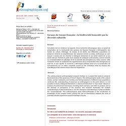 Savanes de Guyane française: la biodiversité bousculée par la diversité culturelle