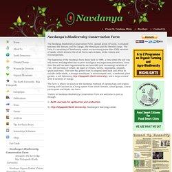 Navdanya's Biodiversity Conservation Farm