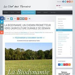 La biodynamie, un chemin vers l'agriculture durable de demain