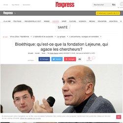Bioéthique: qu'est-ce que la fondation Lejeune, qui agace les chercheurs?