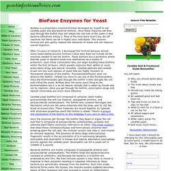 Biofase Enzymes for Yeast
