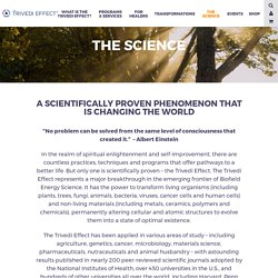 Biofield Treatment- Science Behind The Trivedi Effect