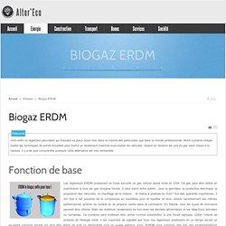 Biogaz ERDM