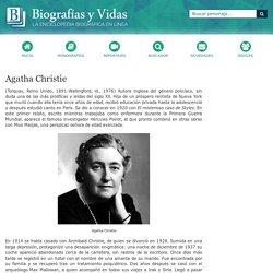Biografia de Agatha Christie