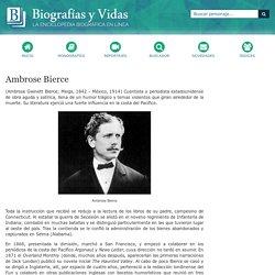 Biografia de Ambrose Bierce