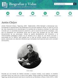 Biografia de Antón Chéjov