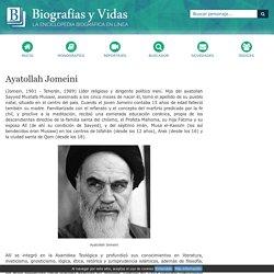Biografia de Ayatollah Jomeini