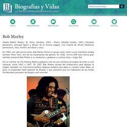 Biografia de Bob Marley