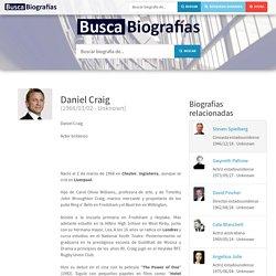 Biografía de Daniel Craig