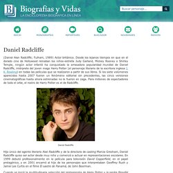Biografia de Daniel Radcliffe