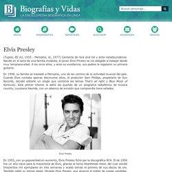 Biografia de Elvis Presley