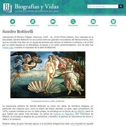 Biografia de Sandro Botticelli