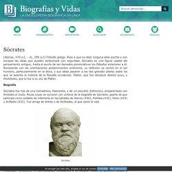 Biografia de Sócrates