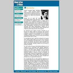 Biografia de Marcela Paz