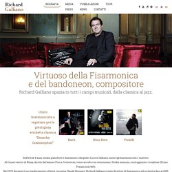 Biografia - Richard Galliano
