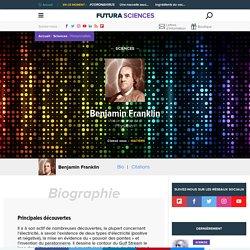 Benjamin Franklin - Physicien