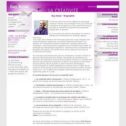 Guy Aznar - Formation à la créativité