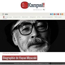 Biographie de Hayao Miyazaki