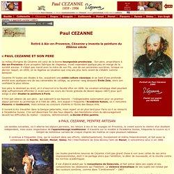 Paul CEZANNE, biographie - L'Impressionnisme