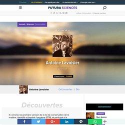 Antoine Lavoisier - Chimiste