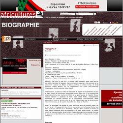 Biographie de Malcolm X