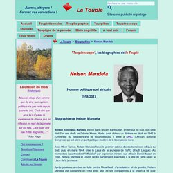 essay on nelson mandela biography