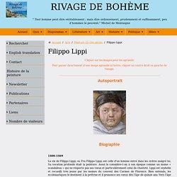 Biographie et œuvre de Filippo Lippi