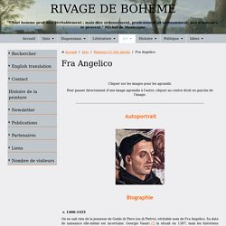 Biographie et œuvre de Fra Angelico