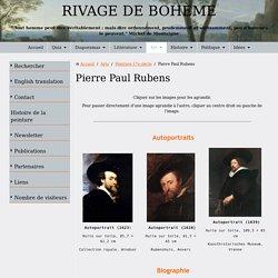 Biographie et œuvre de Pierre Paul Rubens