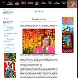 Nils Udo - Biographie Nils Udo, oeuvres et expositions Nils Udo