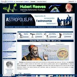 Biographie de Ptolémée, astronome grec