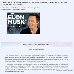 La biographie de Elon Musk - l'homme qui r volutionne la conqu te spatiale et l'automobile lectrique