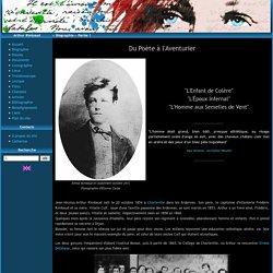 Biographie d'Arthur Rimbaud partie 1 : Du Poète à l'Aventurier - Arthur Rimbaud - Mag4.net