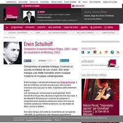 Biographie de Erwin Schulhoff
