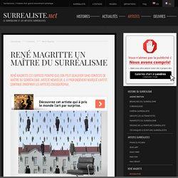 Biographie de René Magritte un maître du surréalisme