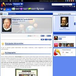 Biographie > Tycho Brahé, Astronome