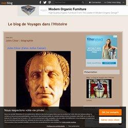 Jules César : biographie - Le blog de Voyages dans l'Histoire