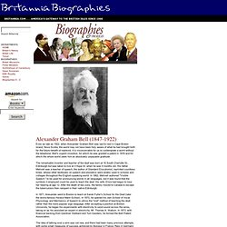 Biographies of Great Men & Women of England, Wales and Scotland