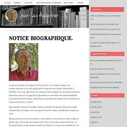 Ecrivain, historien des religions, conférencier, chroniqueur littéraire, libraire.