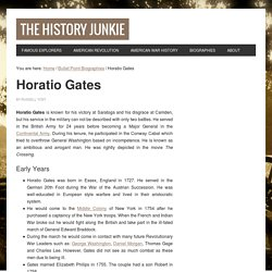 Facts, Biography, Accomplishments - The History Junkie