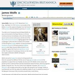 biography - British general