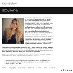 Cassie DePecol