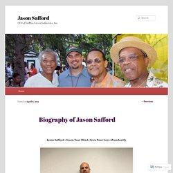 Biography of Jason Safford