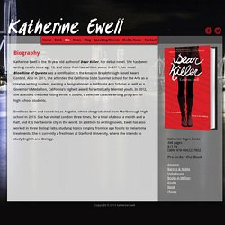 Biography - Katherine Ewell