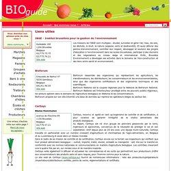 Bioguide présente les associations actives dans le bio