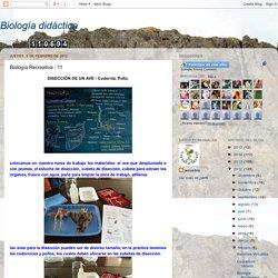 Biología didáctica: Biología Recreativa - 11
