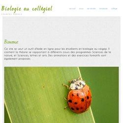 Biologie au collégial - Chantal Proulx