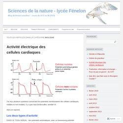 Sciences de la nature - lycée Fénelon