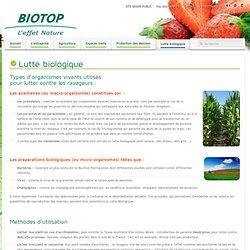 Lutte biologique - Biotop Solutions
